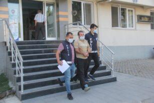 Kula'da uyuşturucu operasyonunda 300 gr esrar ve 32 kök Hint keneviri ele geçirildi