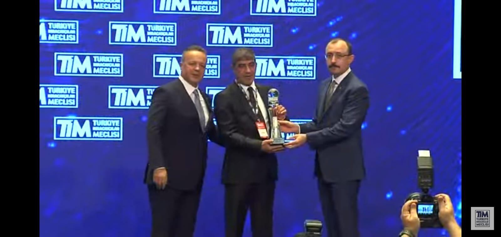 Uçak Kardeşler Zirveyi Bırakmayarak Türkiye ihracat şampiyonu oldu